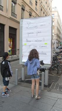 publicité,antipub,stopublyon,résistance