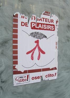 sexe,clitoris,féminisme,femme,plaisir,affiche