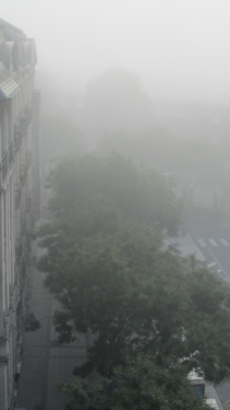 ciel,nuages,brouillard
