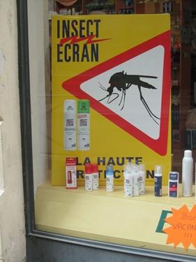 moustique,publicité,pharmacie