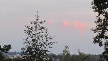 ciel,nuages,aube,crépuscule,coucher de soleil