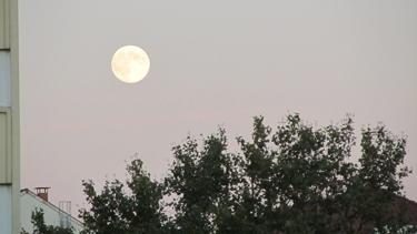 ciel,lune