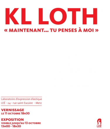 exposition,art,art contemporain,photo,langage,kl loth