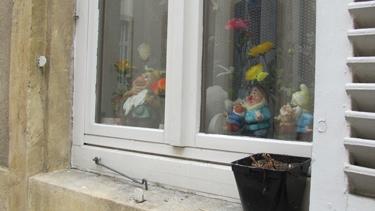 fenêtre,nains