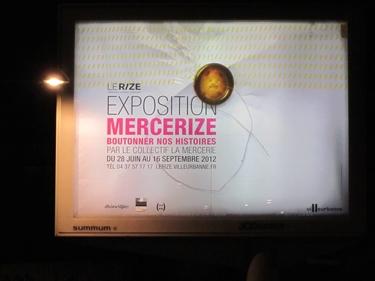 art,art contemporain,art participatif,le rize,villeurbanne,la mercerie,michel jeannès,bouton
