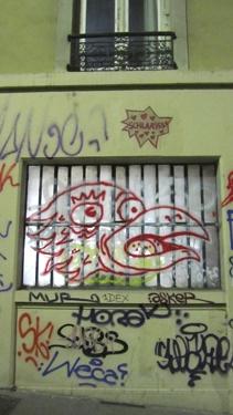 schlass,paste-up,street art,streetart