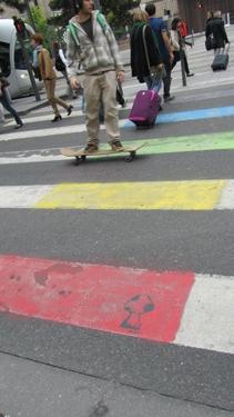 couleur,rue,urbain,street art,streetart,champignon,hallucination
