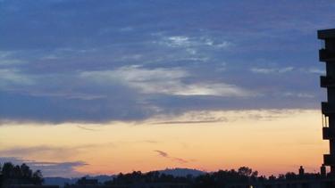 aube,ciel,nuages