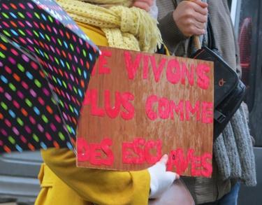ivg,avortement,Espagne,féminisme,manifestation,droits des femmes