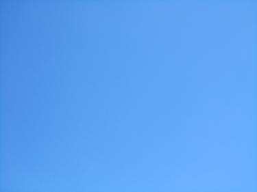 ciel bleu,nuages