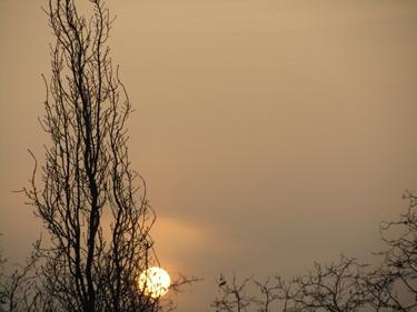 ciel,nuages,soleil,aube