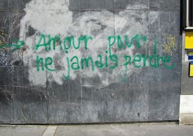 graff,graffiti,amour,perte,mur