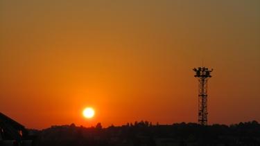 ciel,aube,lever de soleil,soleil