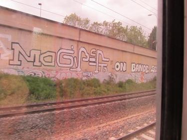 graffiti,graff,érection,vantardise,chemin de fer,graff vandale