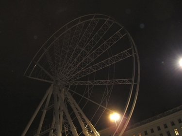 grande roue,place Bellecour