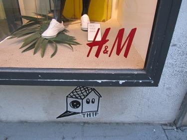 thtf,dessin,paste up,street art,streetart,crayon,ville,urbain