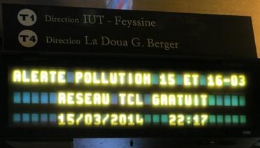 pollution,particules fines,transports en commun