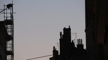 ciel,toits,cheminées