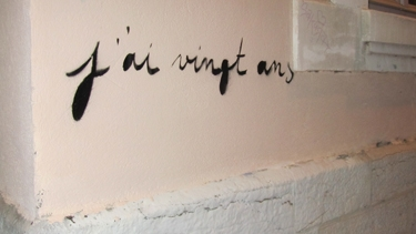 graff,graffiti,streetart,street art,stencil,20 ans,vingt ans