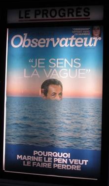 sarkozy,vague,élection,élection présidentielle 2012,affiche