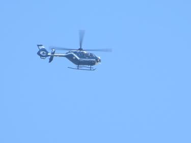 ciel,hélicoptère,ciel bleu