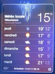 météo,température