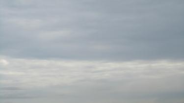 ciel gris,nuages