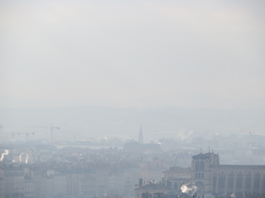 ciel,nuages,smog,pollution,brume