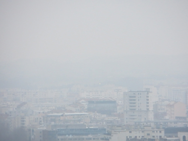 ciel,ciel gris,pollution,particules fines