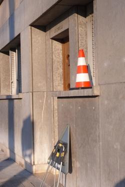 cône de chantier,cône de lübeck