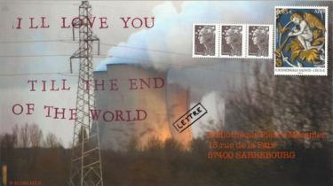 mail art,art,poste,fin du monde,2012