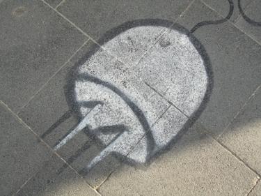 street art,streetart,graff,graffiti,ville,urbain,the plug,prise électrique