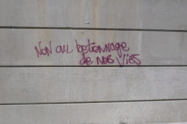 graff,graffiti,ville,mur,béton,bouton,vie