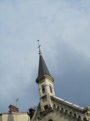 clocher,église